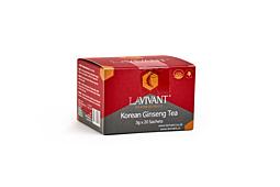 LAVIVANT ženšenový granulovaný čaj, papírová krabička, 60g
